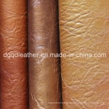 Scratch Resistant Sofa Leather Qdl-50245